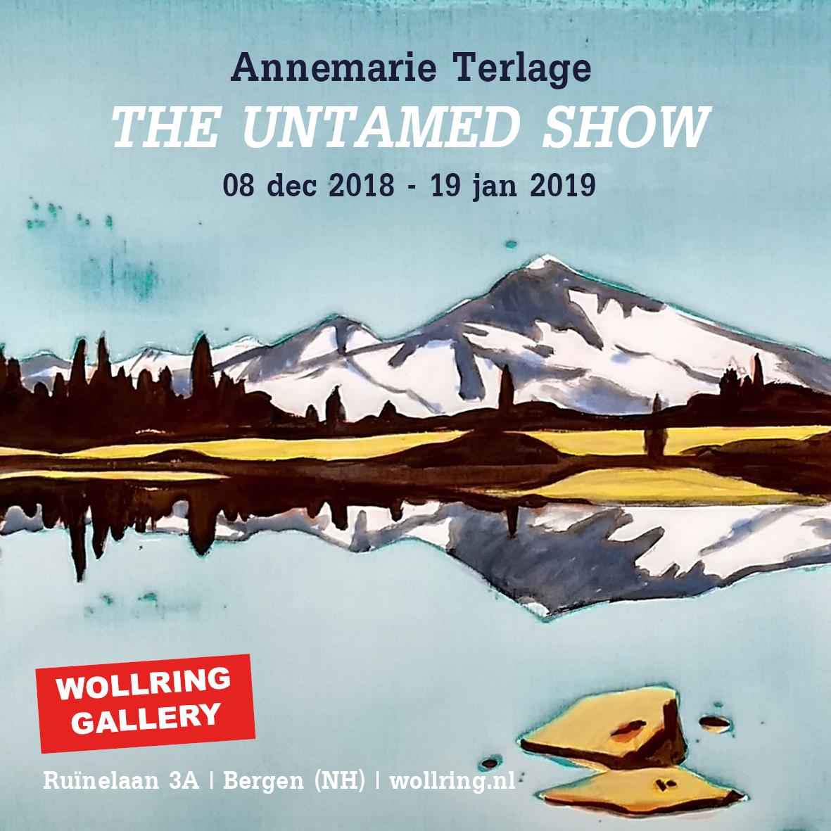 the untamed show annemarie terlage